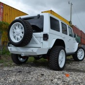 mc customs wrangler white 1 175x175 at Matte White Jeep Wrangler Rubicon by MC Customs