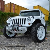 mc customs wrangler white 2 175x175 at Matte White Jeep Wrangler Rubicon by MC Customs