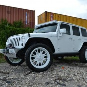 mc customs wrangler white 3 175x175 at Matte White Jeep Wrangler Rubicon by MC Customs