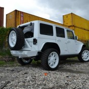 mc customs wrangler white 4 175x175 at Matte White Jeep Wrangler Rubicon by MC Customs