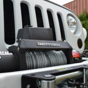 mc customs wrangler white 7 175x175 at Matte White Jeep Wrangler Rubicon by MC Customs
