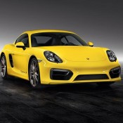yellow cayman 2 175x175 at Cayman S Sport Design Package by Porsche Exclusive