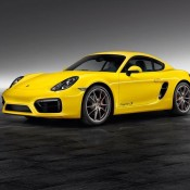 yellow cayman 6 175x175 at Cayman S Sport Design Package by Porsche Exclusive