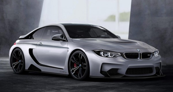 bmw m4 csl rendered with i8 like features. Black Bedroom Furniture Sets. Home Design Ideas