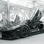 DMC Aventador Edizione GT BW 2 175x175 at DMC Aventador Edizione GT Returns in Black & White
