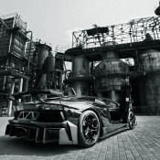DMC Aventador Edizione GT BW 3 175x175 at DMC Aventador Edizione GT Returns in Black & White