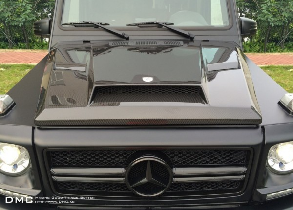 EXTREM 0 0 600x430 at 700 hp DMC Mercedes G Class EXTREM Gets Official