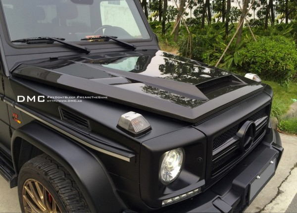 EXTREM 0 600x430 at 700 hp DMC Mercedes G Class EXTREM Gets Official