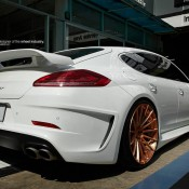 Grand GT 11 175x175 at Techart Grand GT Looks Formidable on Rose Gold ADV1 Wheels