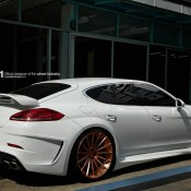 Grand GT 12 175x175 at Techart Grand GT Looks Formidable on Rose Gold ADV1 Wheels