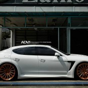 Grand GT 4 175x175 at Techart Grand GT Looks Formidable on Rose Gold ADV1 Wheels