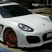 Grand GT 7 175x175 at Techart Grand GT Looks Formidable on Rose Gold ADV1 Wheels