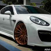 Grand GT 8 175x175 at Techart Grand GT Looks Formidable on Rose Gold ADV1 Wheels
