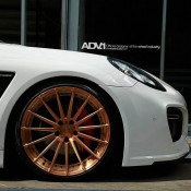 Grand GT 9 175x175 at Techart Grand GT Looks Formidable on Rose Gold ADV1 Wheels