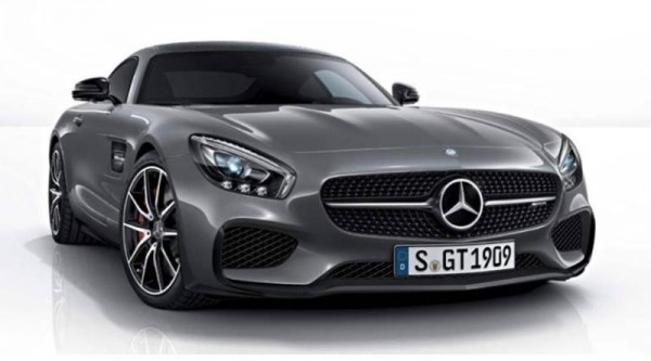 Mercedes AMG GT Edition 1 1 600x333 at First Look: Mercedes AMG GT Edition 1