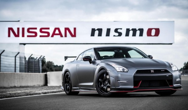 Nissan GT R Nismo GT6 1 600x351 at Nissan GT R Nismo Now Available in Gran Turismo 6