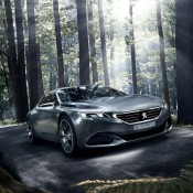 Peugeot Exalt 1 175x175 at Revised Peugeot Exalt Concept Headed for Paris Debut