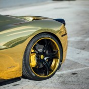 Robinson Cano Gold Ferrari 458 12 175x175 at Robinson Cano's Gold Ferrari 458 by MC Customs