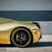 Robinson Cano Gold Ferrari 458 14 175x175 at Robinson Cano's Gold Ferrari 458 by MC Customs
