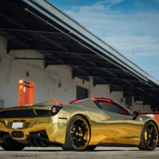 Robinson Cano Gold Ferrari 458 7 175x175 at Robinson Cano's Gold Ferrari 458 by MC Customs