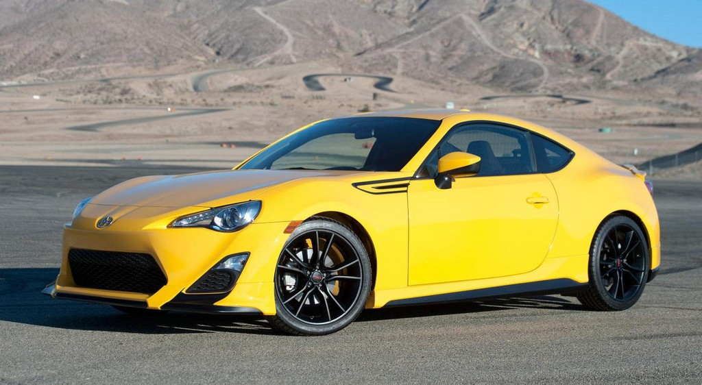 Scion FRS ReleaseSeries1 001 at Sights and Sounds: Scion FR S Series 1.0