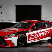 2015 camry nascar 1 175x175 at 2015 Toyota Camry NASCAR Revealed