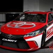 2015 camry nascar 6 175x175 at 2015 Toyota Camry NASCAR Revealed