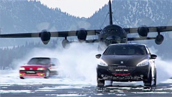 208 ad 600x338 at Peugeot 208 GTi Gets a New Version of 'The Bombardier TV Spot
