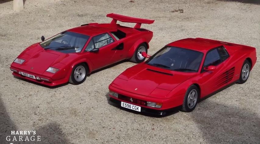 In Depth Look At Ferrari Testarossa With Harry Metcalfe
