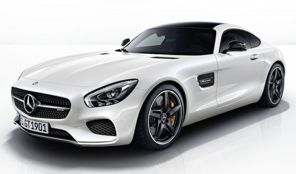 Mercedes AMG GT Night Package 1 600x354 at Mercedes AMG GT Night Package Announced