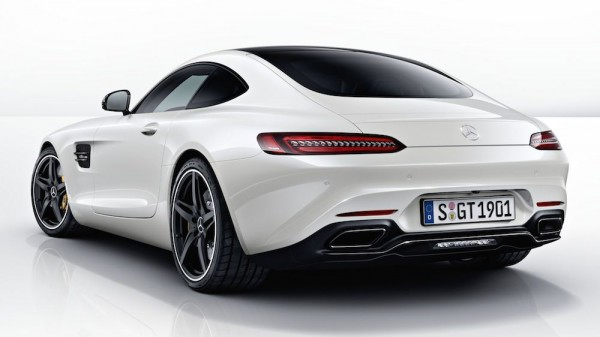 Mercedes AMG GT Night Package 3 600x337 at Mercedes AMG GT Night Package Announced