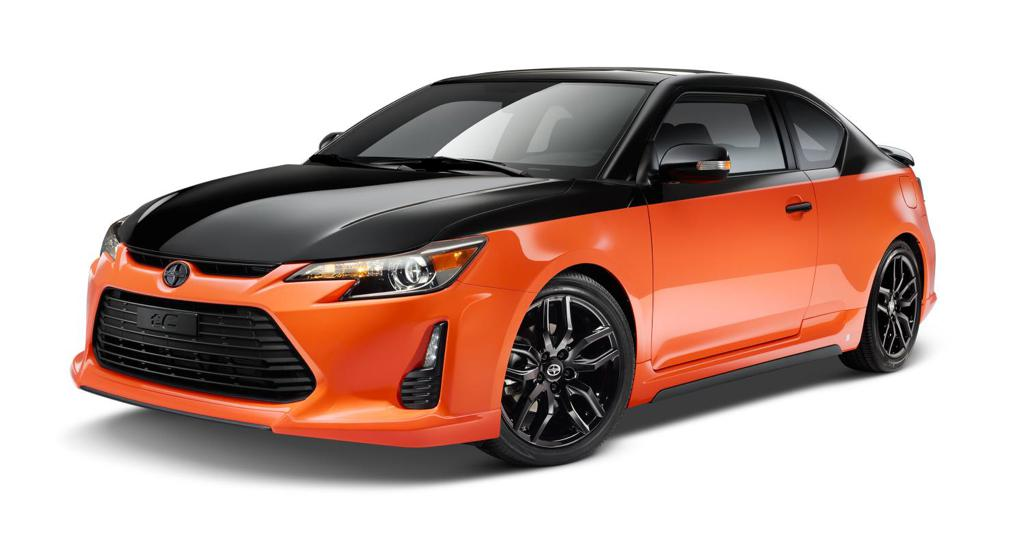 Scion tC Release 1 at Official: Scion tC Release Series 9.0