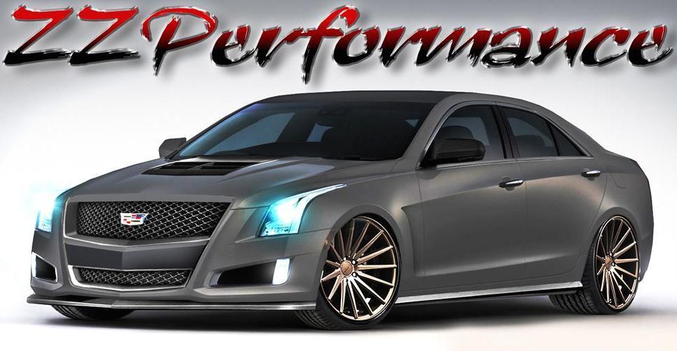 SEMA Preview: ZZ Performance Cadillac ATS