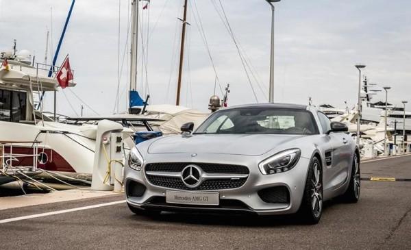 amg gt monaco 0 600x365 at Mercedes AMG GT at Monaco Yacht Show
