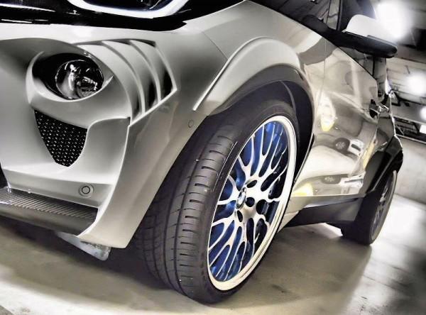 eve ryn i3 2 600x444 at BMW i3 Gets Weird Eve Ryn Body Kit in Japan