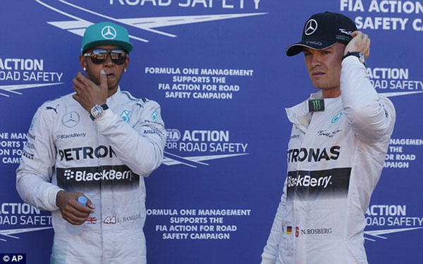 friendorfoe1 at Hamilton Vs Rosberg: Friend Or Foe?