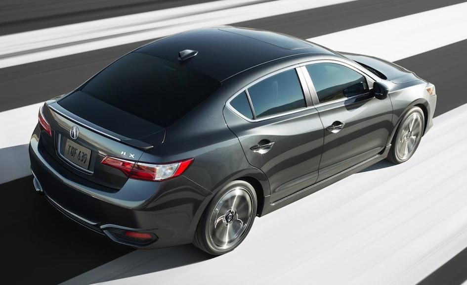 2016 Acura Ilx 2 600x365 At Official Sport Sedan