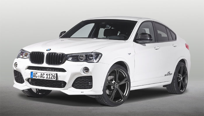 ac schnitzer bmw x4 tuning kit. Black Bedroom Furniture Sets. Home Design Ideas