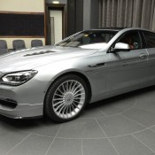 Alpina B6 Gran Coupe 8 175x175 at Alpina B6 Gran Coupe at BMW Abu Dhabi