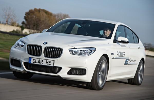 BMW Power eDrive Hybrid 0 600x391 at BMW Reveals 670 hp Power eDrive Hybrid System