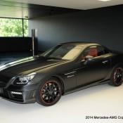 Mercedes SLK 55 AMG Performance 1 175x175 at Mercedes SLK 55 AMG Performance Studio Edition