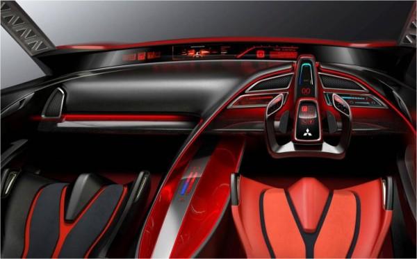 Mitsubishi XR PHEV 3 600x373 at Mitsubishi XR PHEV Concept at L.A. Auto Show