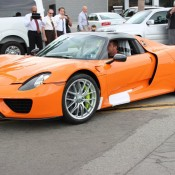 Orange Porsche 918 Spyder 5 175x175 at Gallery: Orange Porsche 918 Spyder