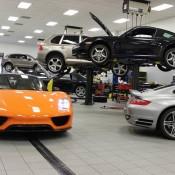 Orange Porsche 918 Spyder 9 175x175 at Gallery: Orange Porsche 918 Spyder