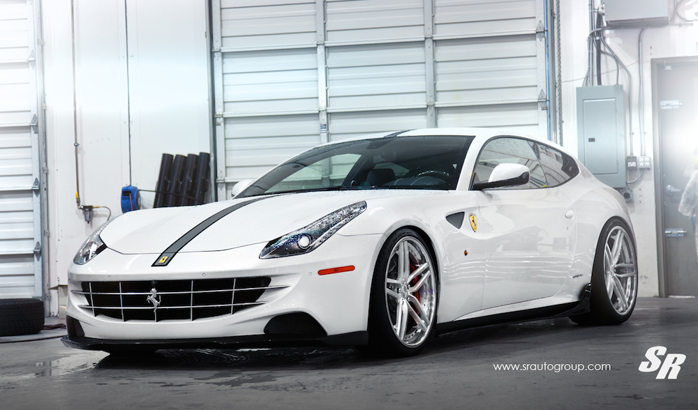 Pur Ferrari Ff By Sr Auto Group
