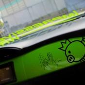 RocketBunny Subaru BRZ 7 175x175 at RocketBunny Subaru BRZ in Light Green Pearl