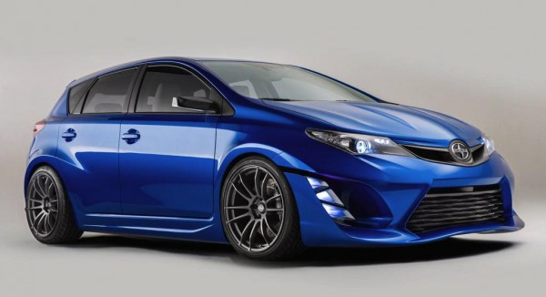 Scion iM Concept 0 600x326 at Scion iM Concept Confirmed for Production
