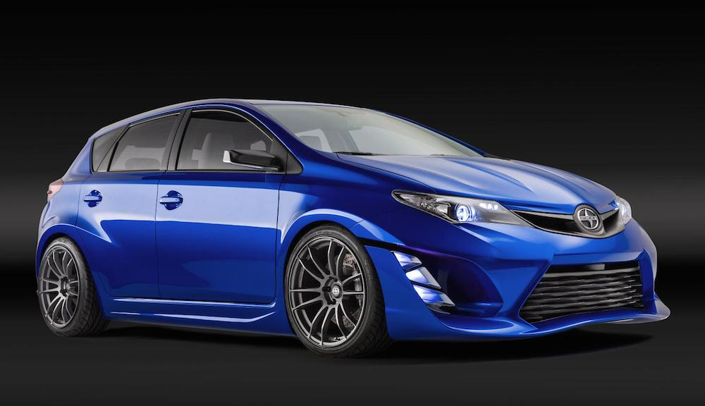 Scion iM Concept 1 at Scion iM Concept Officially Unveiled