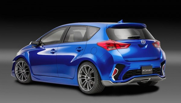 Scion iM Concept 2 600x343 at Scion iM Concept Officially Unveiled