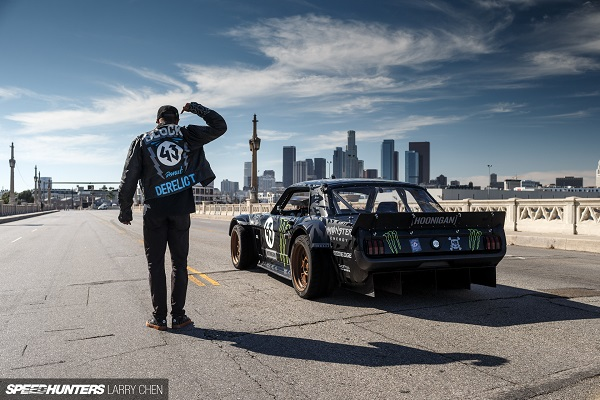 block1 at Ken Block: A Modern Day Super Hero